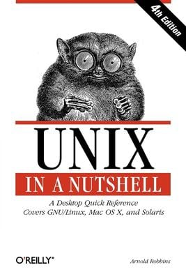 UNIX in a Nutshell 9780596100292