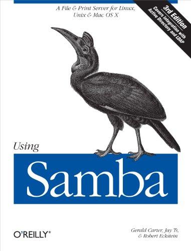 Using Samba 9780596007690