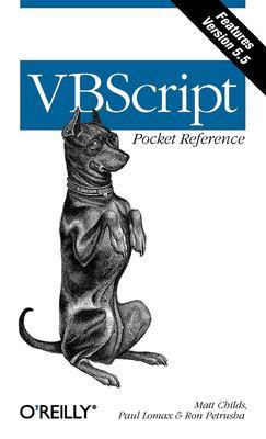 VBScript Pocket Reference 9780596001261