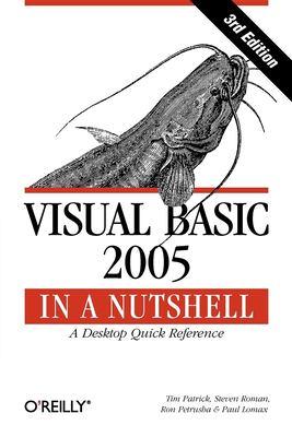 Visual Basic 2005 9780596101527