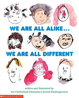 We Are All Alike-- We Are All Different 9780590491730