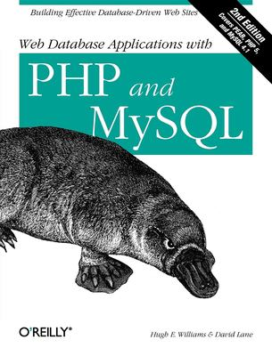 Web Database Applications with PHP and MySQL 9780596005436