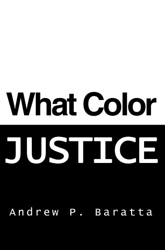 What Color Justice 9780595674398