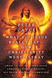 What Did Jesus Really Say-How Christianity Went Astray: [What to Say to a Born Again Christian Fundamentalist, But Never Had the I