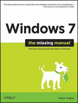 Windows 7: The Missing Manual 9780596806392