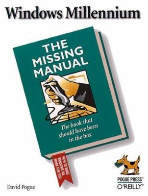 Windows Me: The Missing Manual