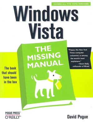 Windows Vista 9780596528270