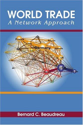 World Trade: A Network Approach 9780595330546
