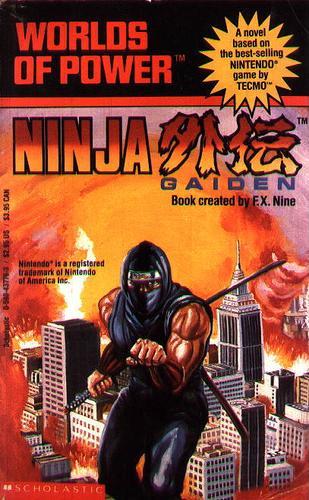 Worlds of Power #03: Ninja Gaiden