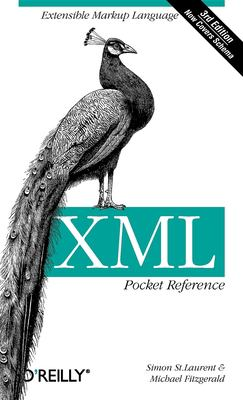 XML Pocket Reference 9780596100506