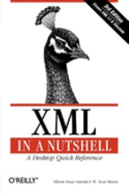 XML in a Nutshell 9780596007645