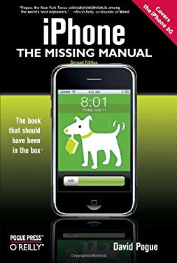 iPhone: The Missing Manual 9780596521677