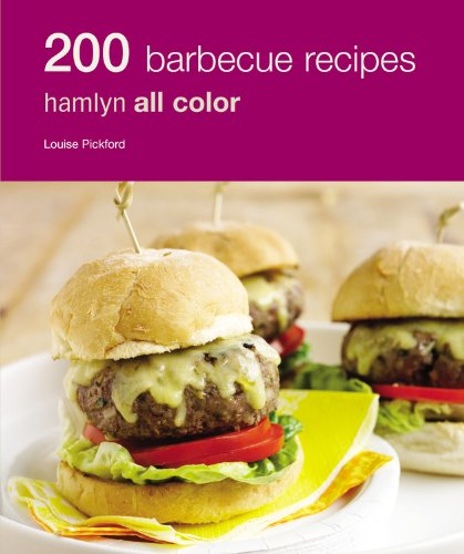 200 BBQ Recipes 9780600619444