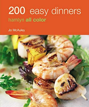 200 Easy Dinners 9780600618706