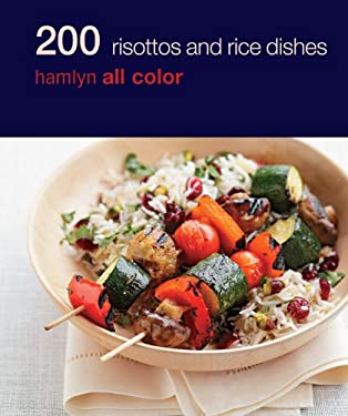 200 Risottos and Rice Dishes 9780600622390