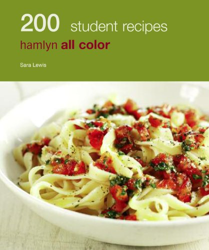 200 Student Recipes 9780600623403
