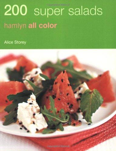 200 Super Salads 9780600619468