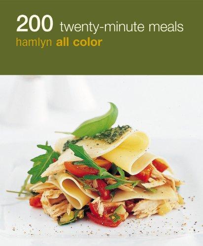 200 Twenty-Minute Meals 9780600623410