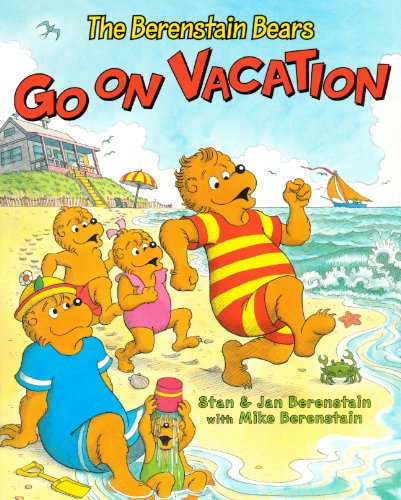 The Berenstain Bears Go on Vacation 9780606147736