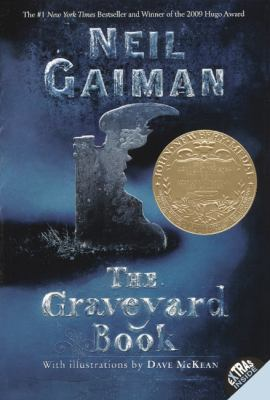 The Graveyard Book 9780606148832