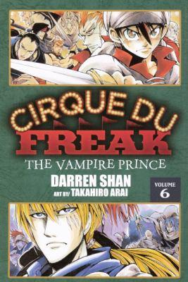 The Vampire Prince 9780606231190