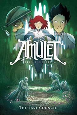 Amulet 4: The Last Council 9780606232098