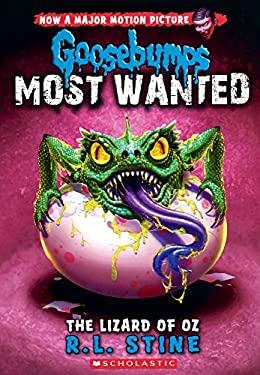 Lizard Of Oz (Turtleback School & Library Binding Edition) (Goosebumps: Most Wanted)