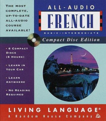 All-Audio French CD [With 64-Page Listener's Guide] 9780609603956