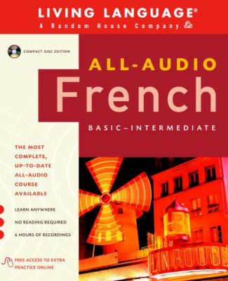 All-Audio French: Compact Disc Program 9780609811245