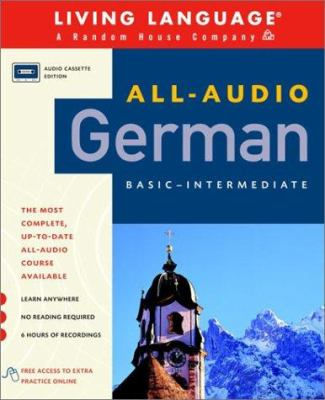 All-Audio German 9780609811252
