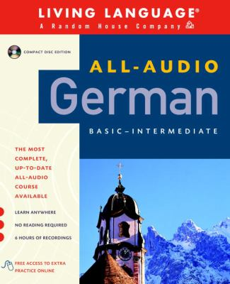 All-Audio German 9780609811269