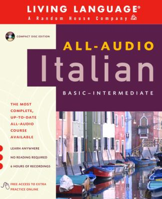 All-Audio Italian: Compact Disc Program 9780609811283