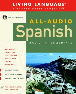 All-Audio Spanish: Compact Disc Program
