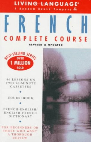 Basic French: Cassette/Book Package [With Coursebook & Dictionary] 9780609602744
