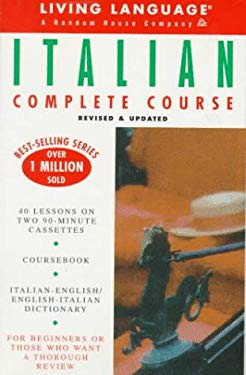Basic Italian: Cassette/Book Package [With Coursebook & Dictionary] 9780609602713