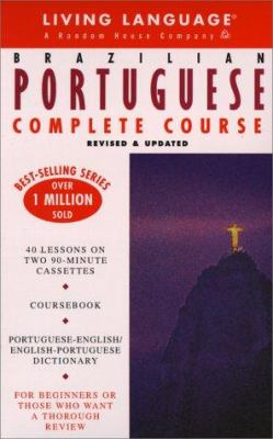 Basic Portuguese (Brazilian) Complete Course: Cassette/Book Package [With Coursebook & Dictionary] 9780609602690