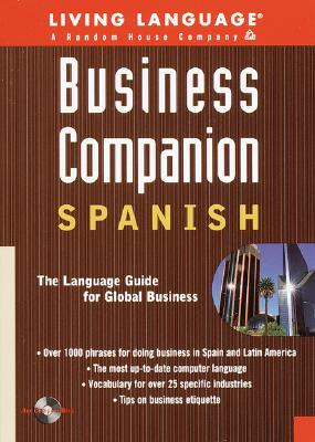 Business Companion: Spanish [With 60min CD] 9780609606834