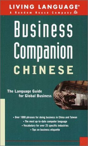 Business Companion: Chinese (Mandarin) Handbook