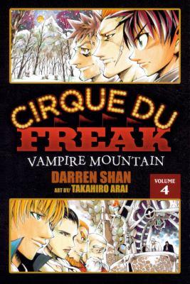 Cirque Du Freak, Volume 4: Vampire Mountain 9780606144339