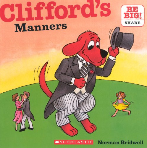 Clifford's Manners 9780606150644