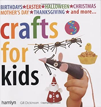 Crafts for Kids 9780600606925