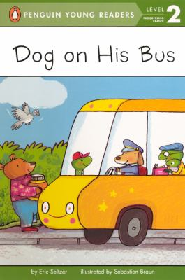 Dog on His Bus 9780606258159