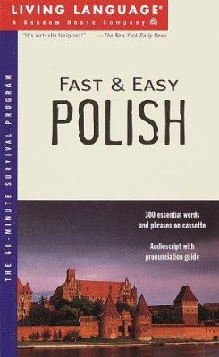 Fast and Easy Polish [With *] 9780609603406
