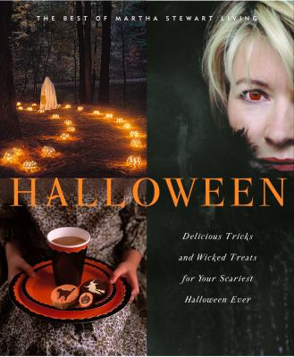 Halloween: The Best of Martha Stewart Living 9780609808634