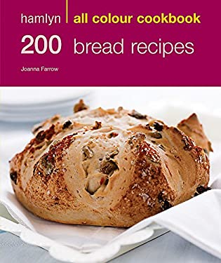 Hamlyn All Colour Cookbook 200 Bread Recipes 9780600619338