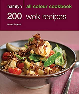 Hamlyn All Colour Cookbook 200 Wok Recipes 9780600618621
