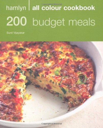 Hamlyn All Colour Cookbook: 200 Budget Meals 9780600618218