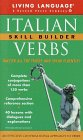 Italian Verbs Skill Builder Manual 9780609804278