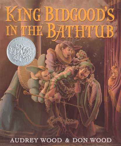 King Bidgood's in the Bathtub 9780606150903