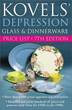 Kovels' Depression Glass & Dinnerware Price List 9780609806401
